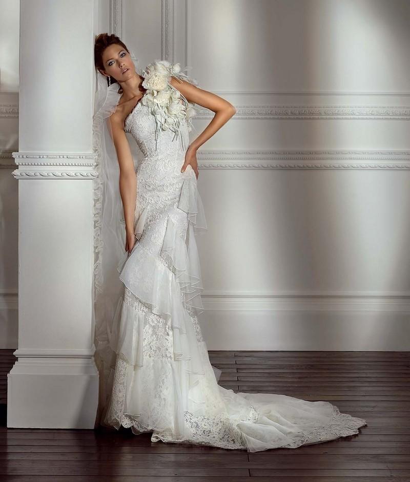 los vestidos para novias,